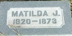 Matilda <i>Wells</i> Spaulding