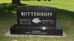 Lucille Walberga <i>Unterberger</i> Buttenhoff