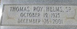 Thomas Roy Helms, Sr