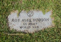 Roy A Dodson