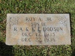 Roy Alex Dodson, Jr