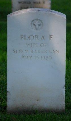 Flora <i>Edwards</i> Baker