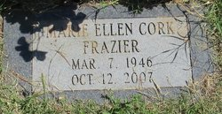 Marie Ellen <i>Frazier</i> Cork