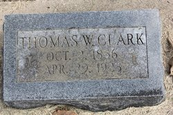 Thomas Washington Clark