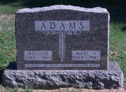 Mary <i>Giger</i> Adams