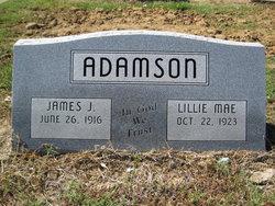 James J. Jimmy Adamson