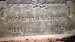 Florence A Johnson