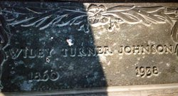 Wiley <i>Turner</i> Johnson