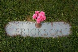 Bertha Ethel <i>Flesher</i> Erickson