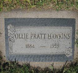 Ollie Pratt <i>Johnson</i> Hawkins