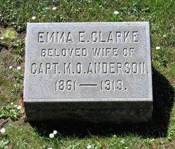 Emma Elizabeth <i>Clarke</i> Anderson