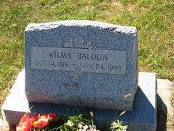 Wilma Baloun