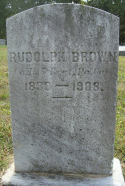 Rudolph Brown