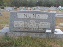 Dorothy <i>McGlothin</i> Nunn