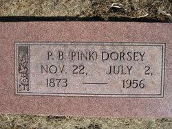 P. B. Pink Dorsey