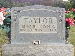 Emma Belle <i>O'Dell</i> Taylor