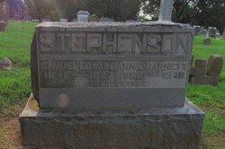 Samuel Edward Stephenson
