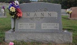 Hezekiah Thompson Mann