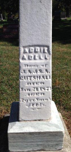 Addie Adell Cutshall