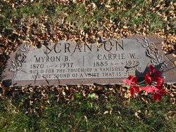 Myron Bartlett Scranton