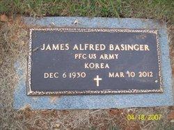 James Alfred Basinger