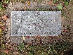 Gerald Edward Duncan