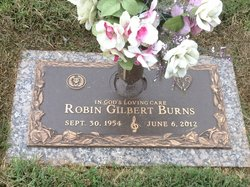 Robin <i>Gilbert</i> Burns