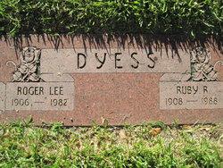 Ruby Durst <i>Rhodes</i> Dyess