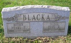 Earl Russell Blacka