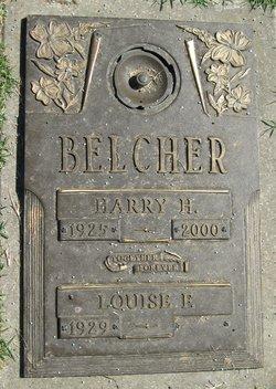Harry Hickman Belcher, Sr