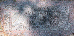 Amelia Butts