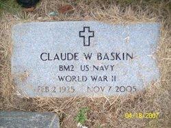 Claude Wesley Baskin