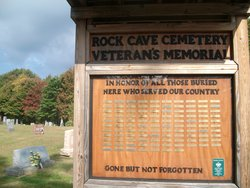 Rock Cave Cemetery