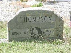 Hubert Harold Thompson, Sr