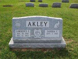 Maj Lawrence Edward Larry Akley