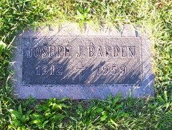 Joseph James Barden