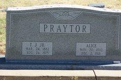 Thomas Jefferson Praytor, Jr
