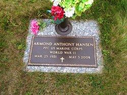 Armond Anthony Arnie Hansen