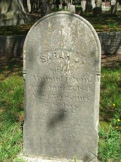 Sarah Jane <i>Young</i> Colvin