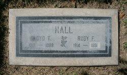 Ruby Fern <i>Skelton</i> Hall