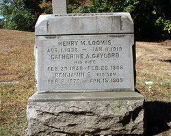 Pvt Henry M Loomis