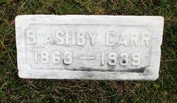 B. Ashby Carr