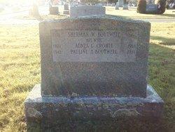 Agnes G. <i>Cromie</i> Boutwell