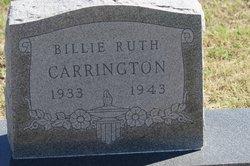 Billie Ruth Carrington