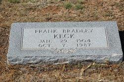 Frank Bradley Keck