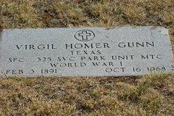Virgil Homer Gunn