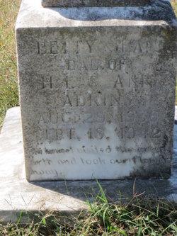 Betty Jean Adkins