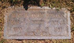 Minnie Edmonds Coley Jenkins