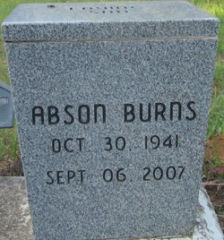 Abson Burns