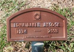Edna Earl <i>Baker</i> Aycock